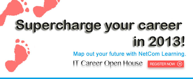 Supercharge your IT Career in 2013